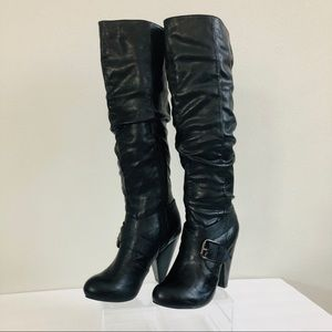 G by Guess Over the Knee Boots GGFrantic 5.5 M